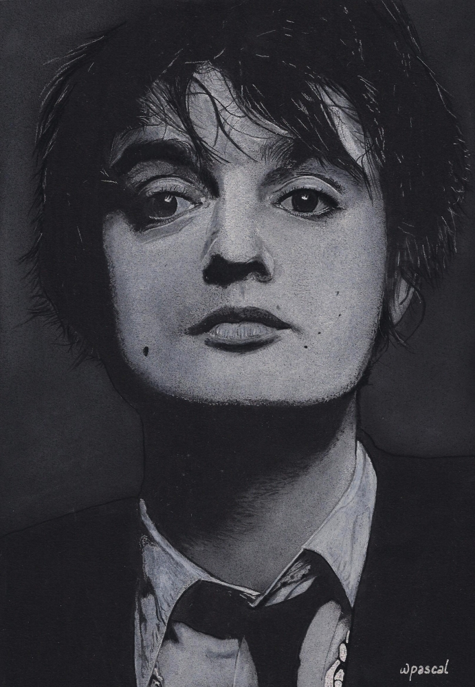 Pete Doherty by wpascal